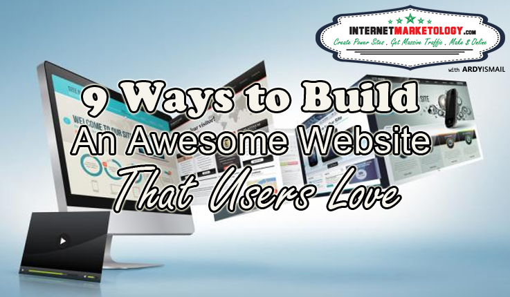 9 Simple Ways to Build Awesome Sites1